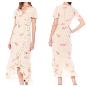Rachel Roy High Low Maxi Dress